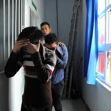 Indonesia: Stop Public Flogging of Gay Men