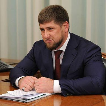 Chechnya's Gay Purge Should Spark International Action