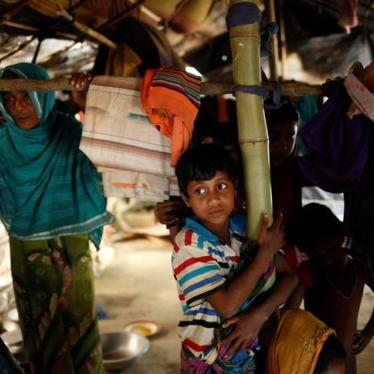 Bangladesh: Reject Rohingya Refugee Relocation Plan