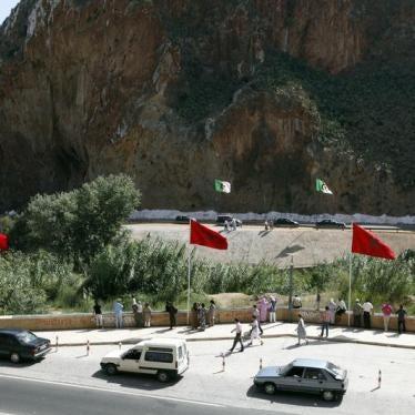 Algeria/Morocco: Syrians Stranded at Border