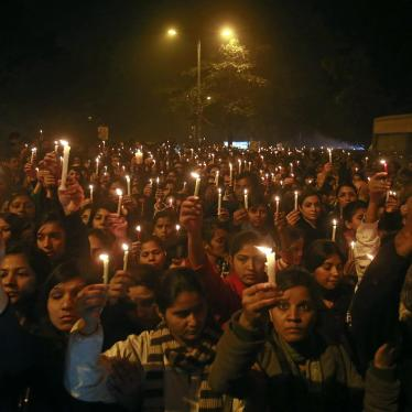 Indian Women Have Right to Live Without Fearing Sexual Assault