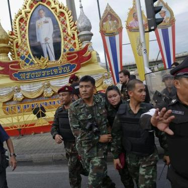 Thailand: Army Secretly Detains 14-Year-Old