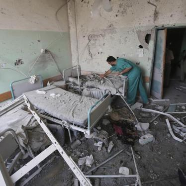 Hospitals, Health Workers Under Attack