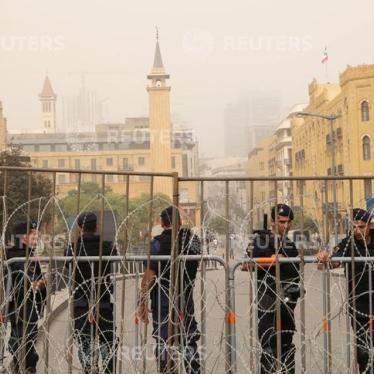 """لبنان: اعتقال ناشط بسبب منشور ناقد على """"فيسبوك"""""""