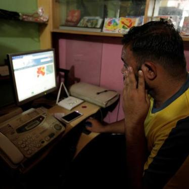 Pakistan: Internet Crackdown Intensifies