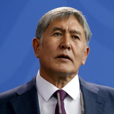 Kyrgyzstan: Growing Pressure on Media Groups