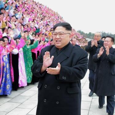 North Korea: Kim Il-Sung's Birthday No Celebration for Women