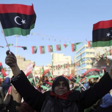 Libya – UN Human Rights Council should prioritize justice and accountability