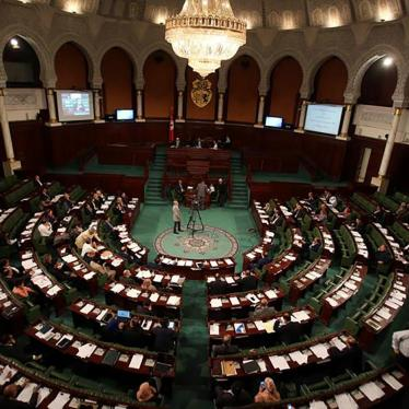 Draft Law Could Return Tunisia to a Police State