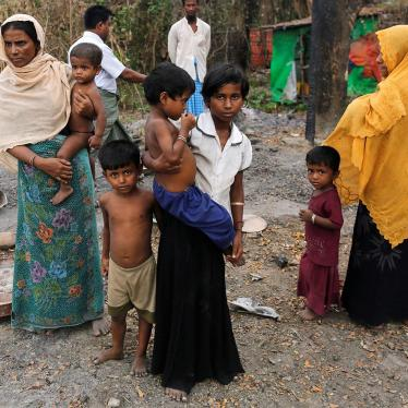 Burma: Government Forces Implicated in Killings and Rape