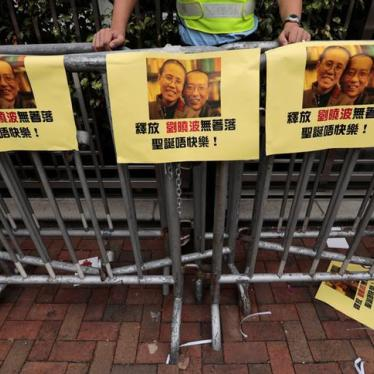 China: 3 Activists Convicted on Bogus Charges