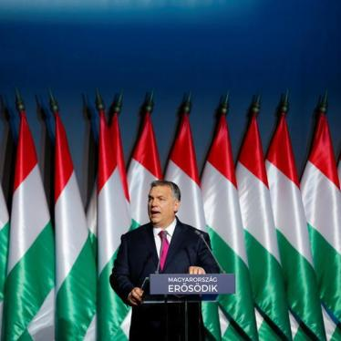 Hungary Should Be Setting Alarm Bells Ringing in Brussels