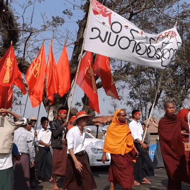 Burma: Don't Prosecute Peaceful Speech