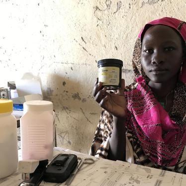 Soudan : Les entraves à l'aide mettent en péril la vie des femmes