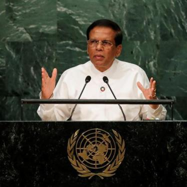 Sri Lanka: Anti-Terror Bill Revives Concerns of Abuse