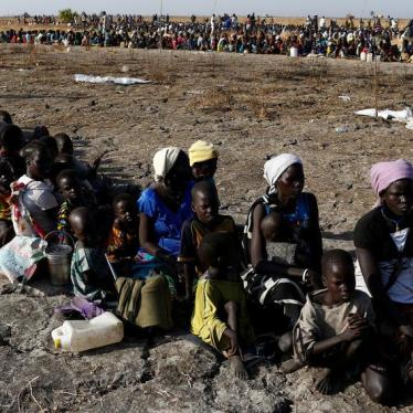 Starving Under the Bullets in South Sudan