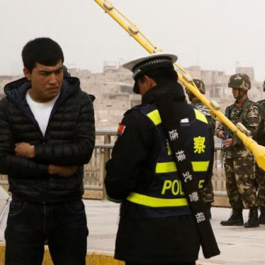 China: Police DNA Database Threatens Privacy