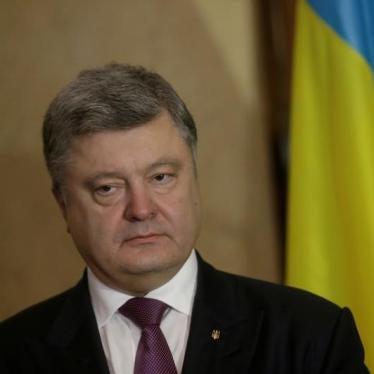 Ukraine: New Law Targets Anti-Corruption Activists, Journalists