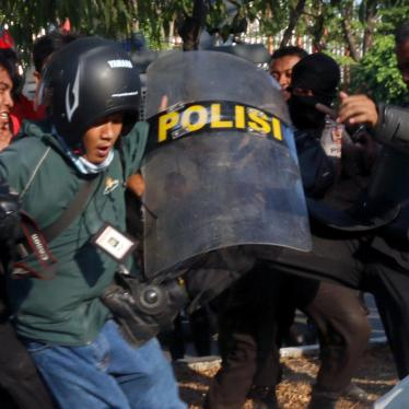 Indonesia: Journalists Under Assault