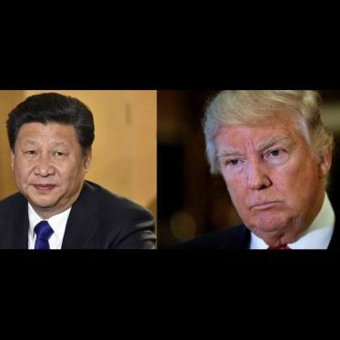 US: China Rights Abuse Overview Ahead of Xi-Trump Summit