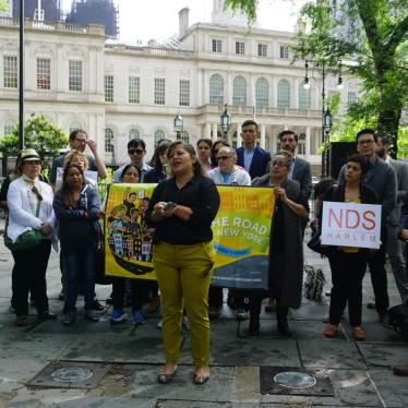 New York City: Don't Exclude Certain Immigrants from Legal Services