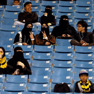 Al prohibirles que vean el fútbol, la FIFA está fallando a las mujeres iraníes