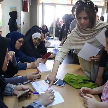 Iran: No Momentum for Reform