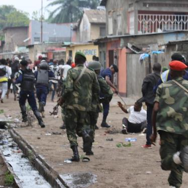 UN Rights Body Should Take Further Action on DR Congo