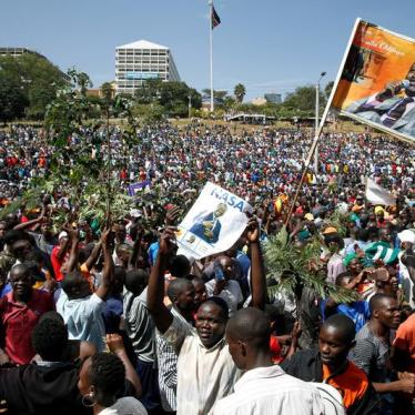 Kenya: Media Barred From Opposition Event