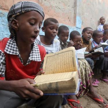 Somalia: Al-Shabab Demanding Children