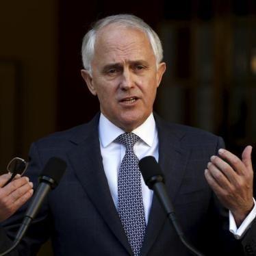 Australia: Espionage Bill Threatens Democratic Values