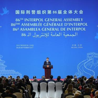 China: Families of Interpol Targets Harassed