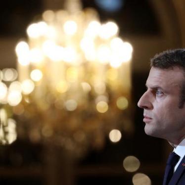 Chine : Le Président français Emmanuel Macron devrait mettre en lumière les droits