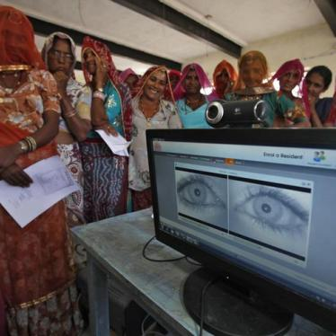 India: Identification Project Threatens Rights