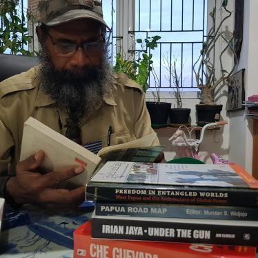 A Former Political Prisoner's Fragile Freedom in Indonesia