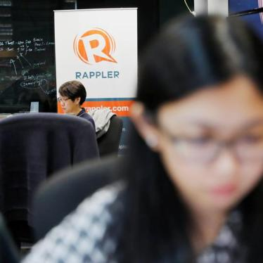 Philippine Government Targets 'Rappler' for Closure