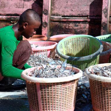 Thailand: Labor Abuses Persist in Fishing Fleets