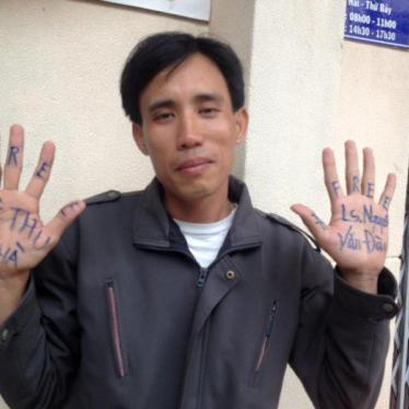 Vietnam: Crackdown on Rights Activists