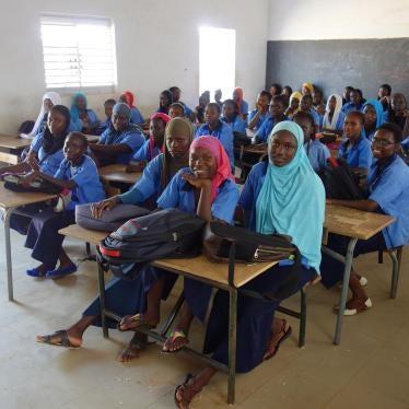 Des millions d'enfants privés d'un enseignement secondaire gratuit