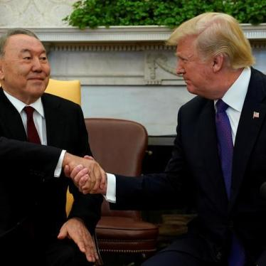 With Kazakhstan, US ignores rights at its peril