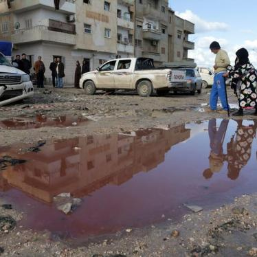UN Human Rights Council Set to Fail People of Libya