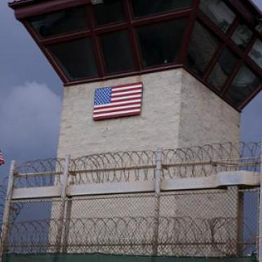 After 16 Years, End Injustice at Guantanamo