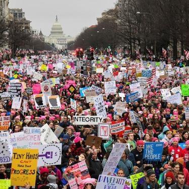 États-Unis : La première année de la présidence Trump a fait reculer les droits humains