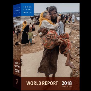 Rapport mondial 2018 : Principaux tweets