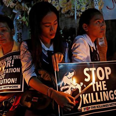 Philippines: Duterte's 'Drug War' Claims 12,000+ Lives