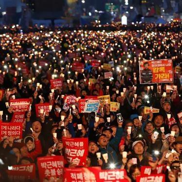 South Korea: Act to End Discrimination