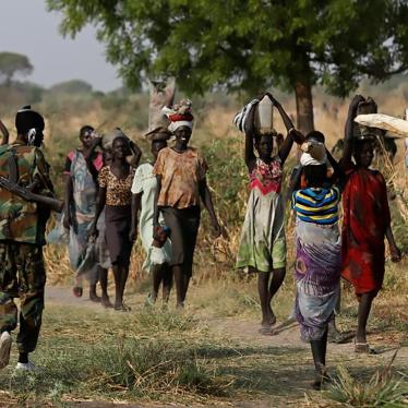UN Report Details Abuses and War Crimes in South Sudan