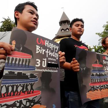 Thailand: Unending Rights Crisis