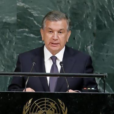 Testing the Realities of Uzbekistan's Reforms