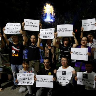 Vietnam: Renewed Crackdown on Rights Bloggers, Activists